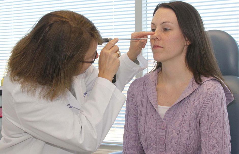 Sinusitis, Deviated Septum, Post Nasal Drip – Lancaster Ear